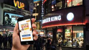 Mobile marketing via proximity systems