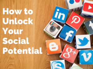 Selection of Potential Social networks to use