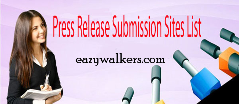 Free Press Release Sites2-Eazy-Walkers